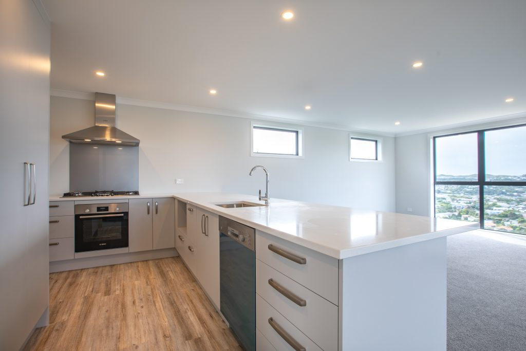 Prime Living Lounge and Kitchen Turn Key Homes